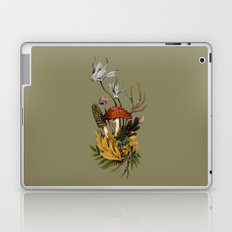 Autumnal Scene Laptop & iPad Skin