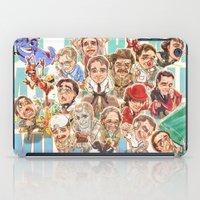robin williams iPad Cases featuring Robin Williams by Arashi.C