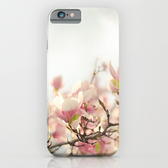 Blooming Magnolia iPhone & iPod Case