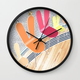 GRACE FARM Wall Clock