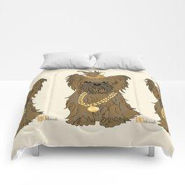 achillestheyorkie Comforters