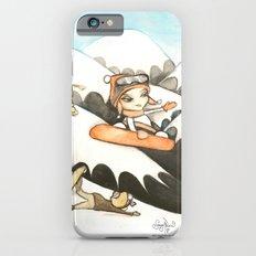 Snowboarders iPhone 6s Slim Case