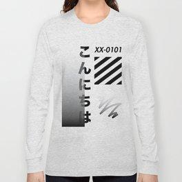 Japan // 2 Long Sleeve T-shirt