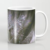 glitter Mugs featuring glitter by Bonnie Jakobsen-Martin