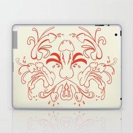 Fleur de Peen Laptop & iPad Skin
