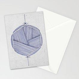 Hexacircle 2 Stationery Cards