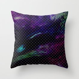 Star order Throw Pillow