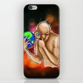Always Searching II iPhone Skin