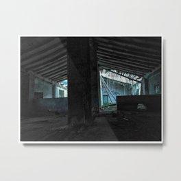024 Metal Print