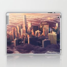 New York: Through The Roof Laptop & iPad Skin