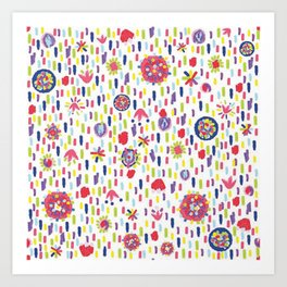 MONETILLO Art Print