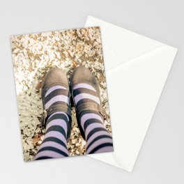 Falling Blossom #1 Stationery Cards