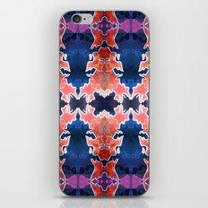 Skull Abstract iPhone & iPod Skin