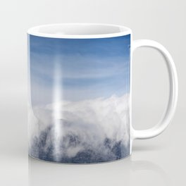 Clouds on Table Mountain Coffee Mug