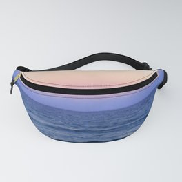 Pastel Beach Fanny Pack