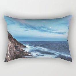 Earth Shadow Rectangular Pillow