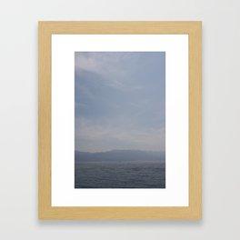 Nr 2 Framed Art Print