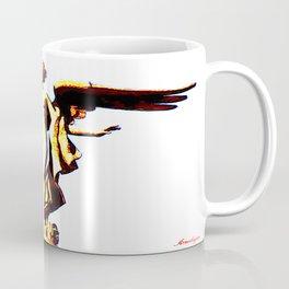 Victoria Alada  ( Winged Victory) Coffee Mug