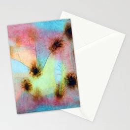 Paul Klee Hardy Plants Stationery Cards