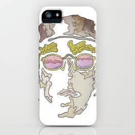 Cool Guy iPhone Case