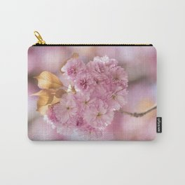 Japanese Cherry Blossom in LOVE Carry-All Pouch
