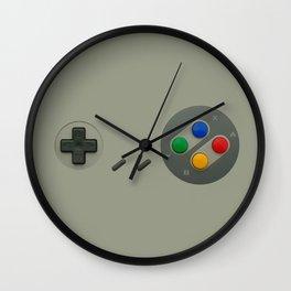 Nintendo Controller Wall Clock