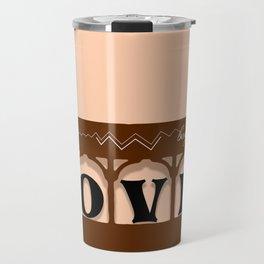 Boycott Travel Mug