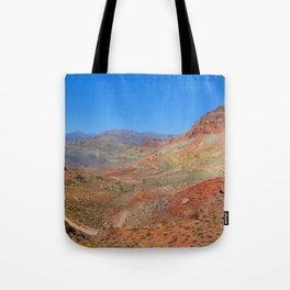 Titus Canyon Tote Bag