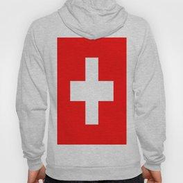 Flag of Switzerland Hoody
