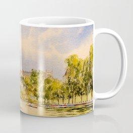 Windsor Castle And River Thames Coffee Mug