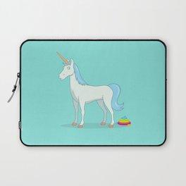 Unicorn Poop Laptop Sleeve