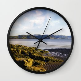 What Is In Your Heart Wall Clock
