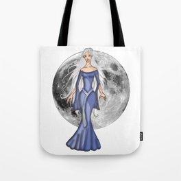 Ambre Lune Tote Bag