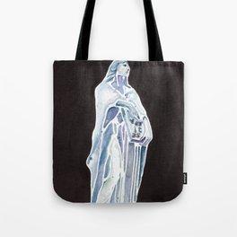 Veritas: Goddess of Truth Tote Bag