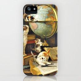 World Traveler - Digital Remastered Edition iPhone Case