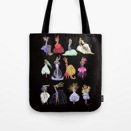 Thumbelina Dresses! Tote Bag