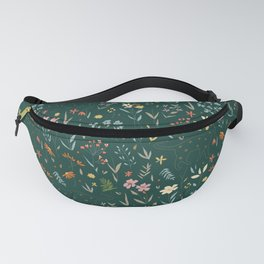 Cats and Botanicals Fanny Pack