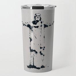 Splaaash Series - Jesus Cristo Ink Travel Mug