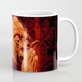 DalaiYOda - RED Coffee Mug