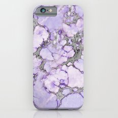 Lavender Marble Slim Case iPhone 6s