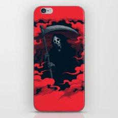 Mort iPhone Skin
