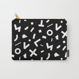 signal pattern Carry-All Pouch