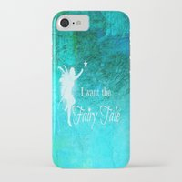 fairy tale iPhone & iPod Cases featuring Fairy Tale by Veronica Ventress
