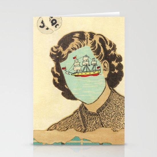 Adrift Stationery Cards