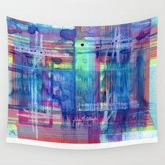 Plaid Wall Tapestry