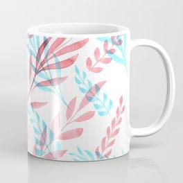 Blue Red II Coffee Mug