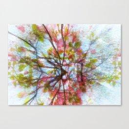 Creative roots Canvas Print
