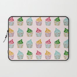 Cute as a multicoloured cupcakes! Laptop Sleeve