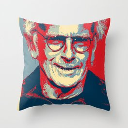 Curb Your Enthusiasm Larry Throw Pillow