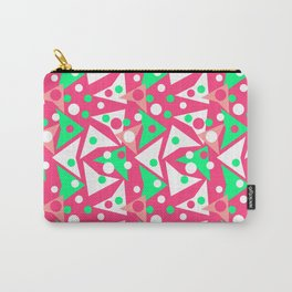 Hot Pinkness Carry-All Pouch